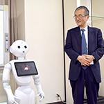 学生さんのインターゼミに参加しました・・・AIに話題集中